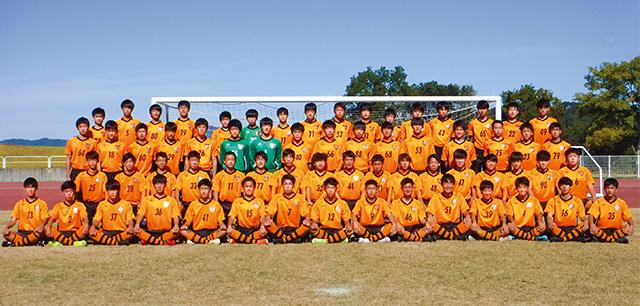 和歌山工業高校サッカー部