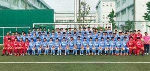 東久留米総合高校サッカー部