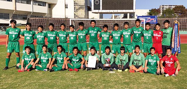 熊本国府高校サッカー部