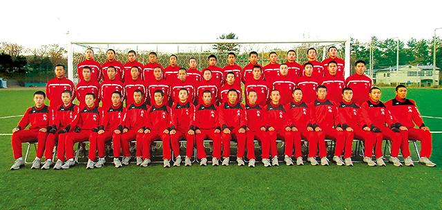 秋田商業高校サッカー部
