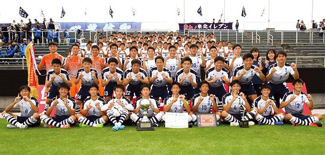 米子北高校サッカー部