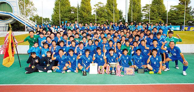 草津東高校サッカー部