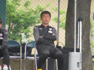 OBの平岡監督