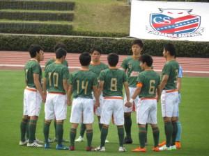 優勝候補青森山田も中国の強豪大社との対戦。こちらも侮れない相手となった