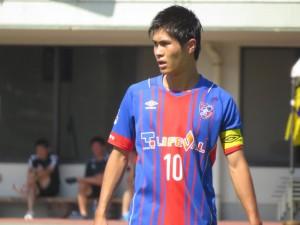 FC東京U-18のFW佐藤