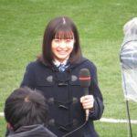 森七菜_高校サッカー応援マネージャー