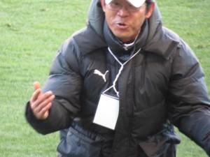 前橋育英を高校サッカー界屈指の名門に育て上げた山田耕介監督