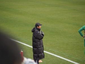 ポゼッションサッカーにチームを進化させた作陽の野村監督