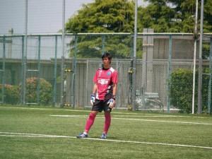 横浜FCユースGK高丘陽平
