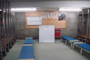 桐光学園サッカー部専用部室
