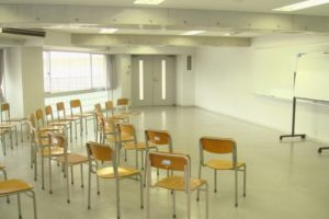 桐光学園ミーティングルーム