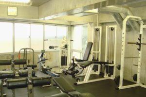 桐光学園トレーニングルーム