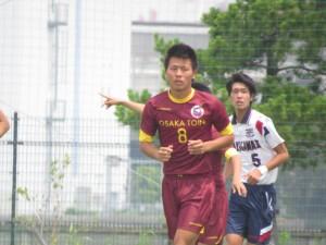 大阪桐蔭のMF清水